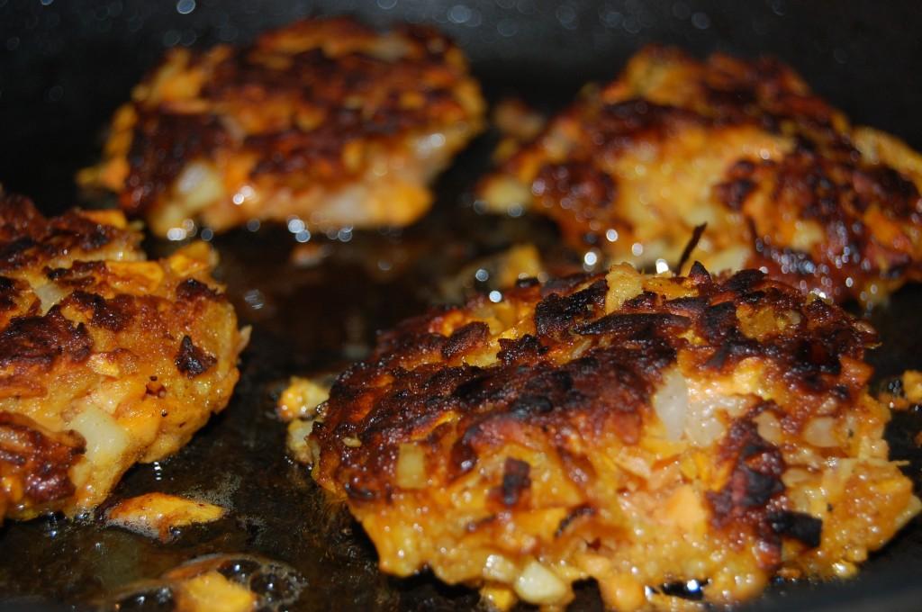 Sweet Potato Latkes Recipe Sweet Potato Apple Latkes