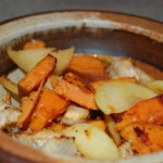 Sweet Potato & Apple Hash