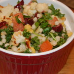 Israeli Couscous Salad with Lemon