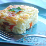 New Mexican Green Chile Egg Bake