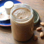 Homemade Raw Maple Almond Butter