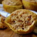 Almond Date Muffins