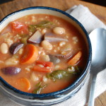 Brown Rice Minestrone Soup
