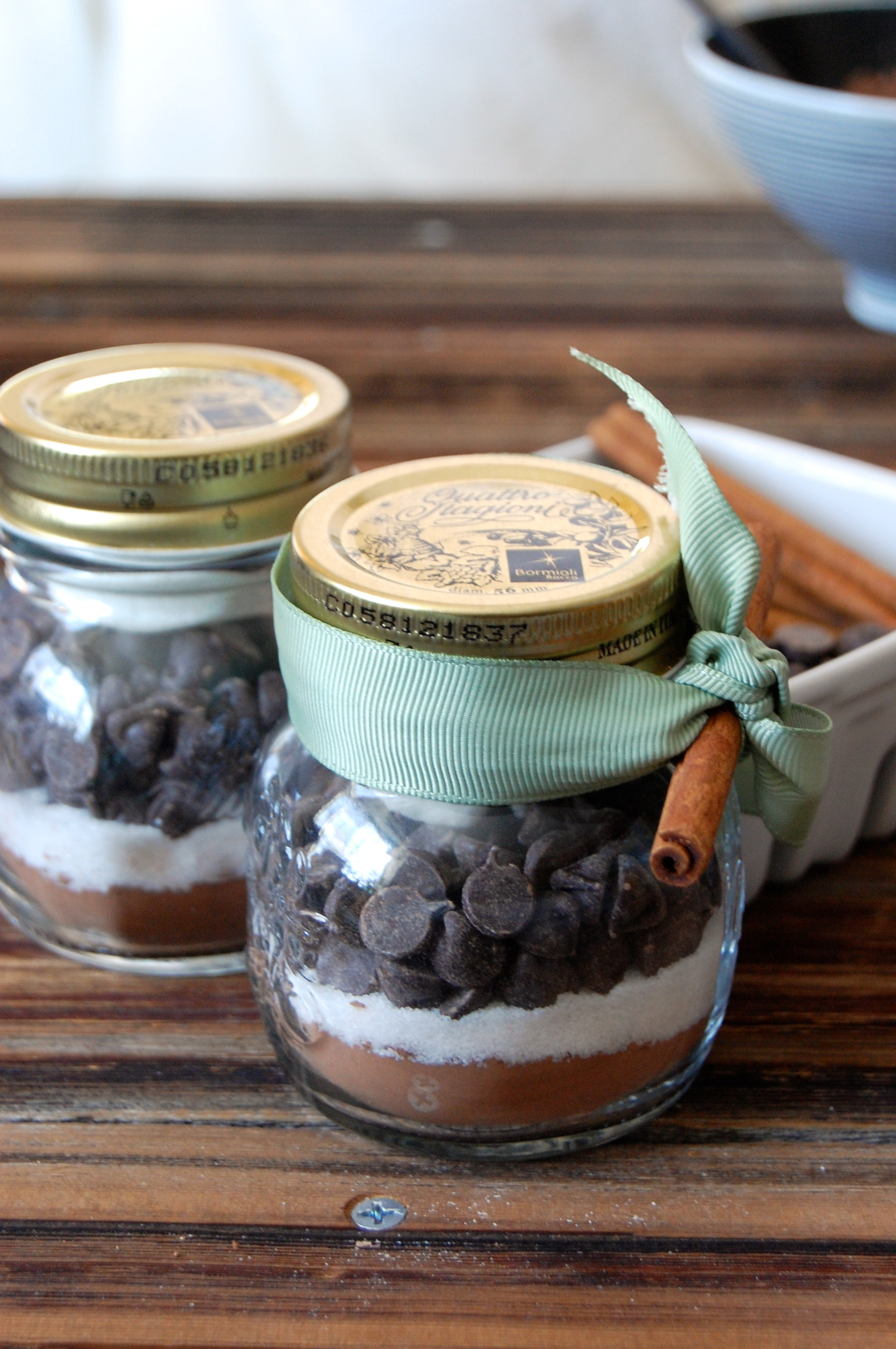 DIY Hot Cocoa Mixes