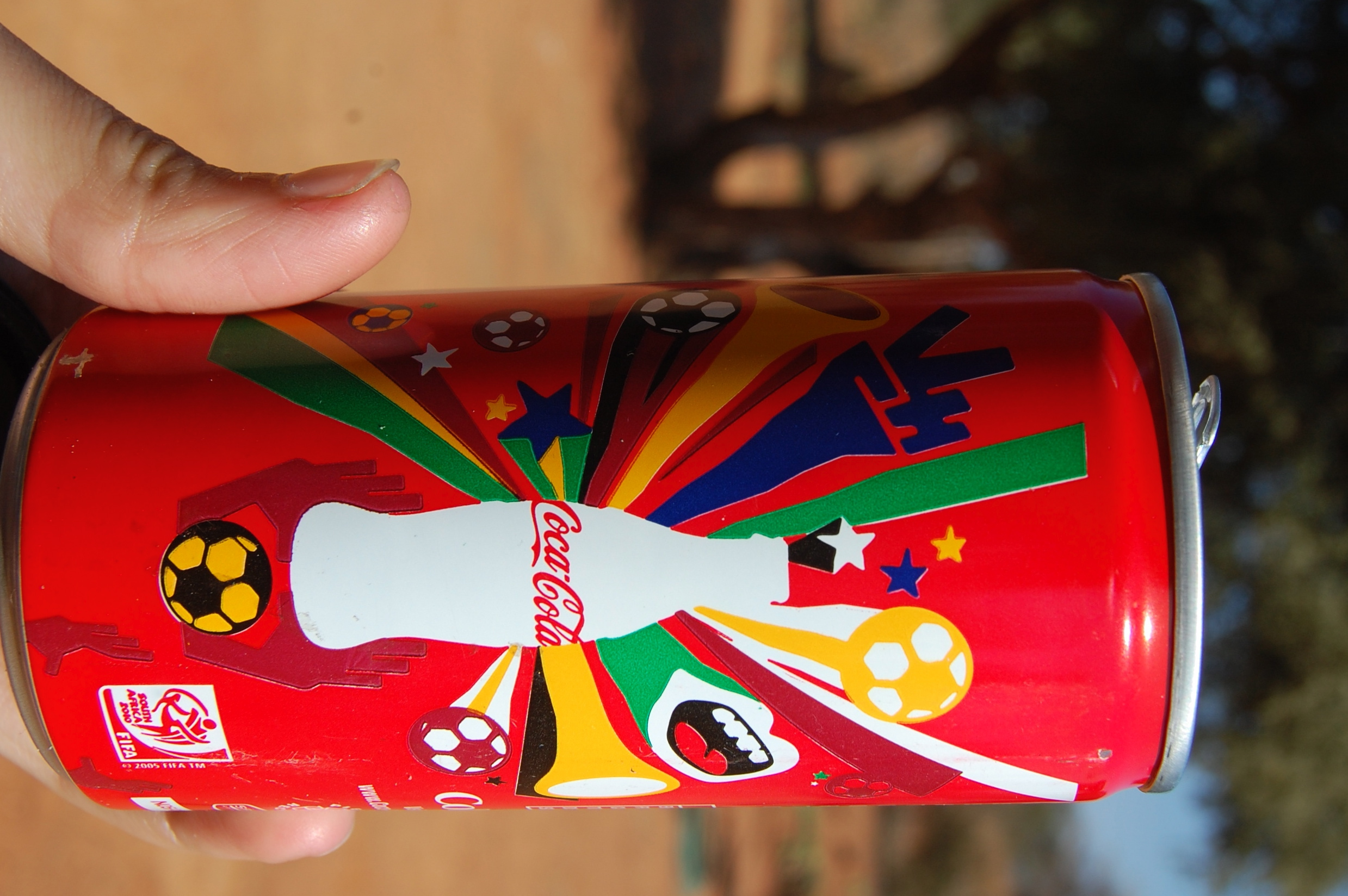 FIFA World Cup 2010 Special Edition Coca Cola