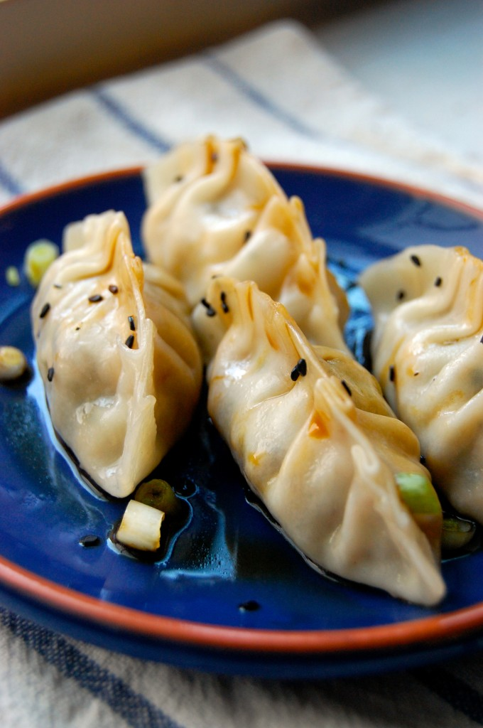 how to make vegetarian dumplings without suet