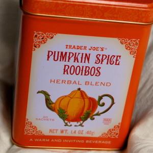 Trader Joe's Pumpkin Spice Rooibos