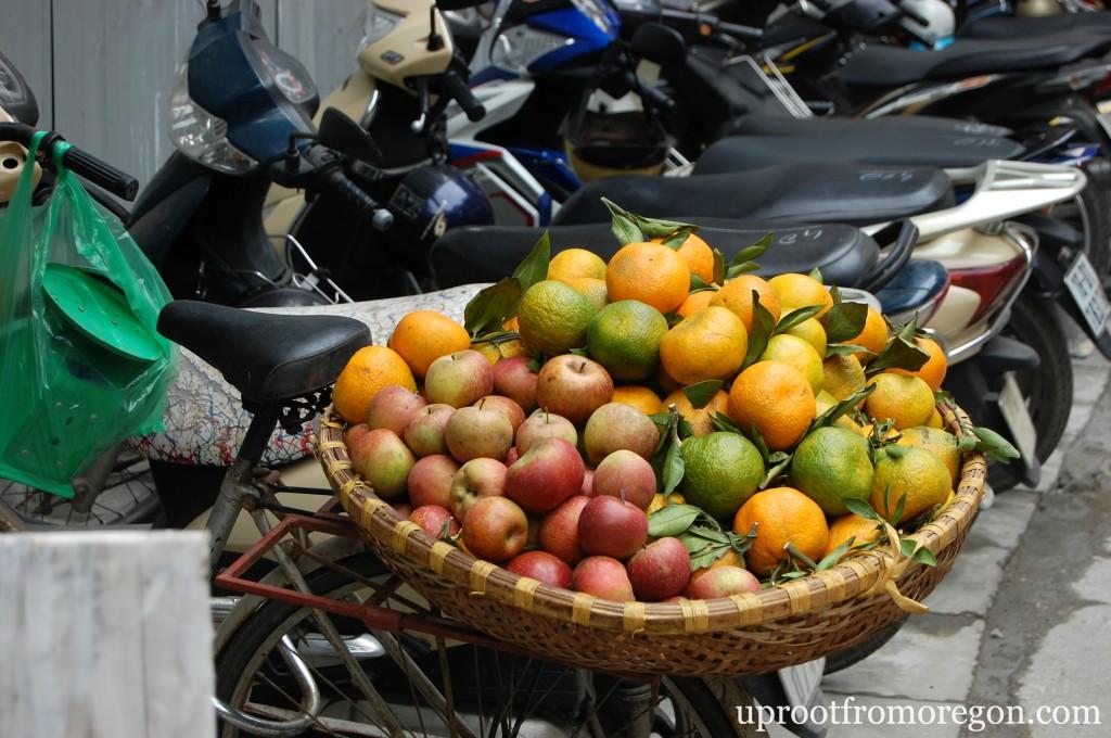 Hanoi Fruit Bike
