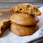 Maple Yogurt Muffin Top Cookies