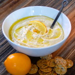 Meyer Lemon Hummus