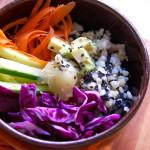 Veggie Sushi Bowls