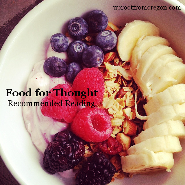 Noosa Yogurt Bowl