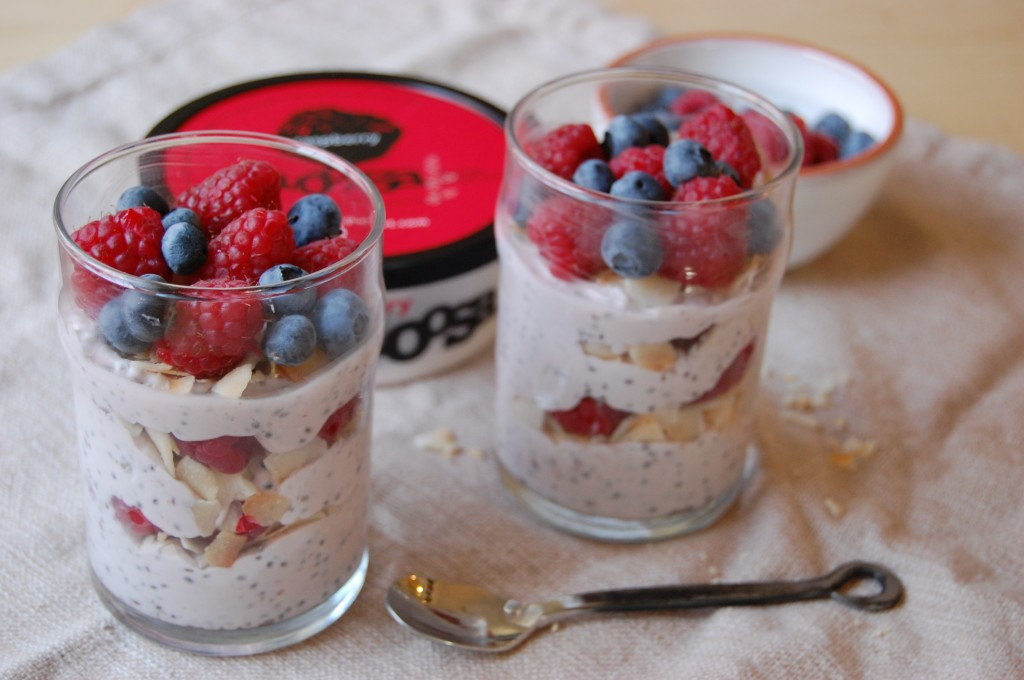 chia seed pudding recipe vegan