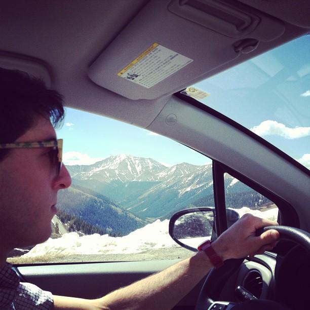 Colorado Road Tripping