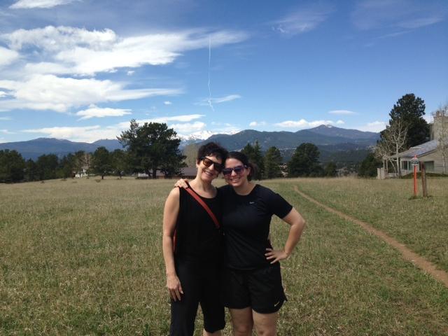 Hiking in Genesee, CO