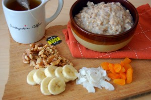 Oatmeal Toppings Ideas