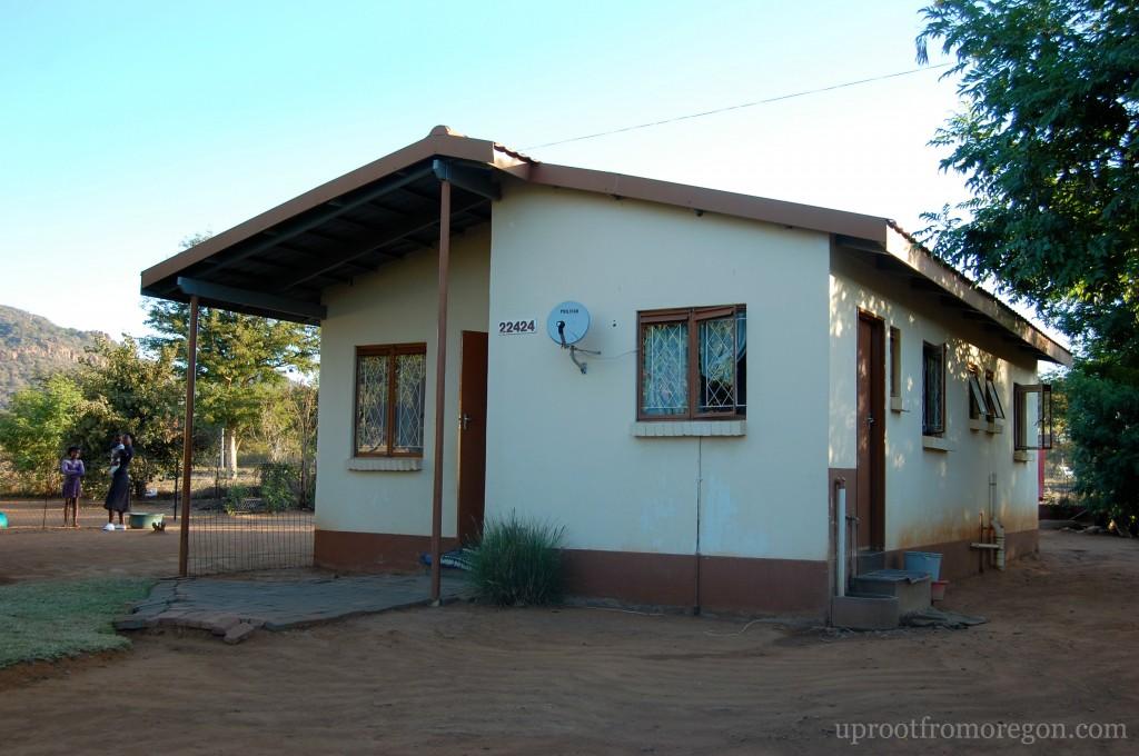 Homestay in Gaborone Botswana