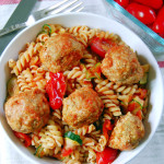 Juicy Baked Turkey Meatballs