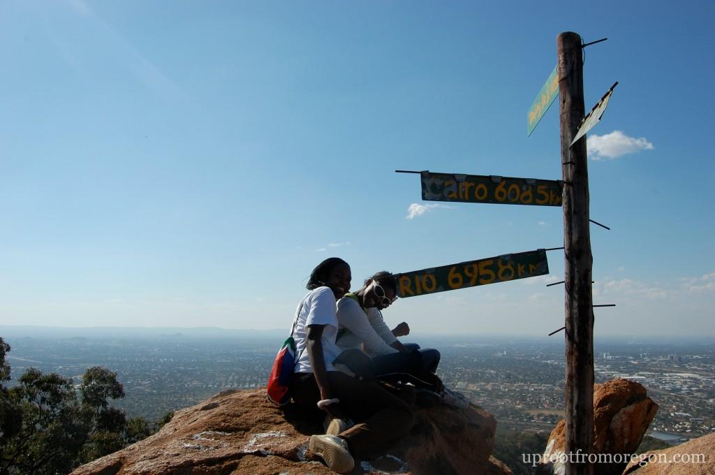 Kgale Hill Gaborone Botswana