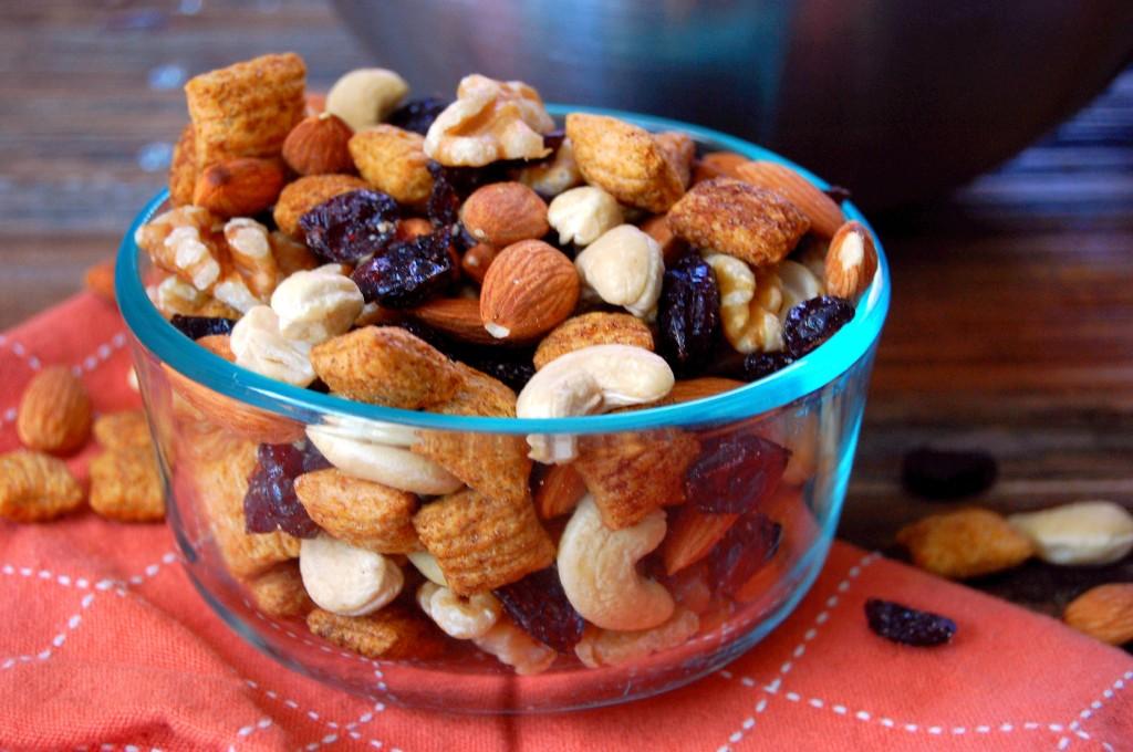 Sweet Summit Mixed Nut Trail Mix