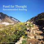 Food for Thought: Recommended Reading {#6}