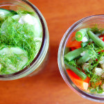 How To Make Refrigerator Dill Pickles & Pickled Vegetables