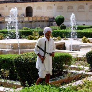 Jaipur Fort Gardens