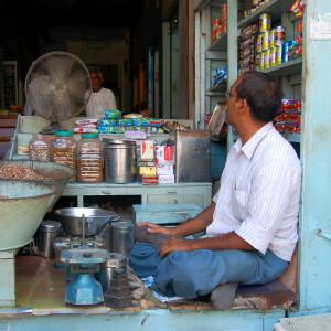Vendors in India
