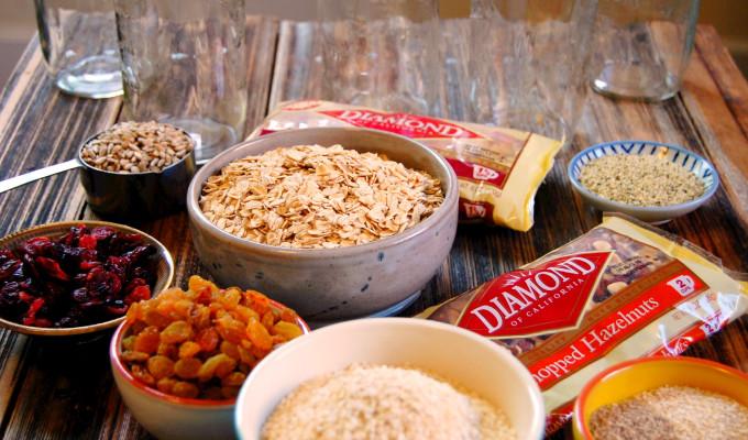 Edible DIY Gifts: Breakfast Muesli