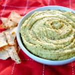 Sweet Pea Hummus