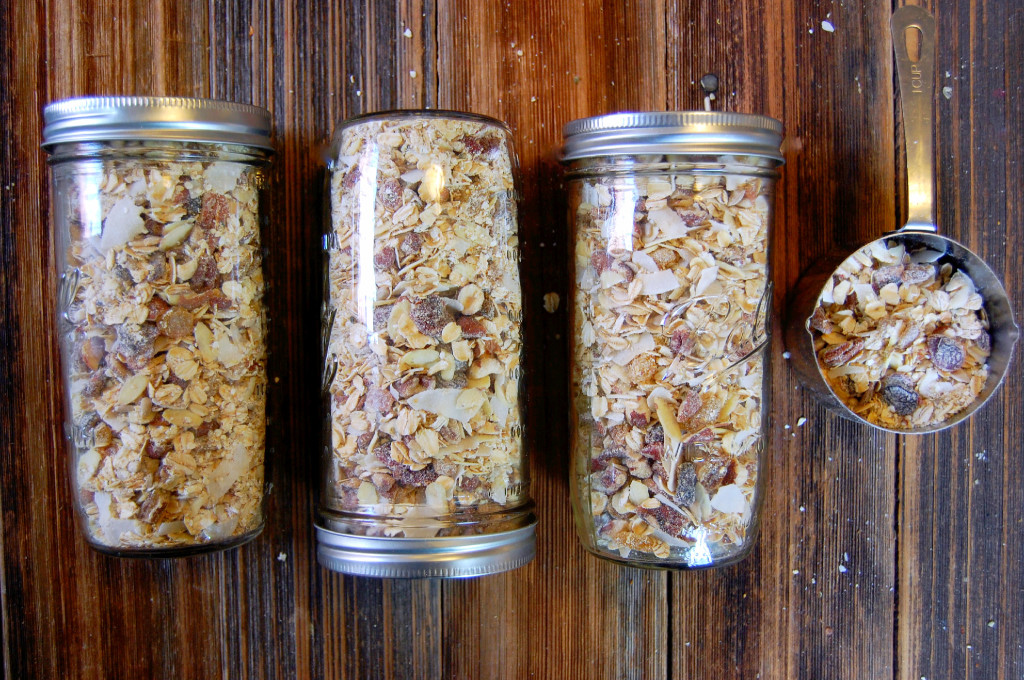 Swiss Breakfast Muesli - an Edible DIY Gift for the Holidays | Uproot from Oregon