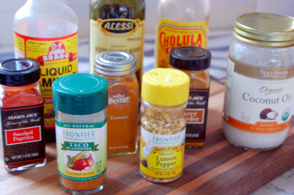 Oils and Spices to Stock a Flavorful Pantry | Uproot from Oregon