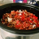 Kelsey Gann Hearty Lentil Chili