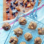 5 Ingredient Trail Mix Cookies