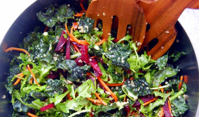 Supergreen Power Salad