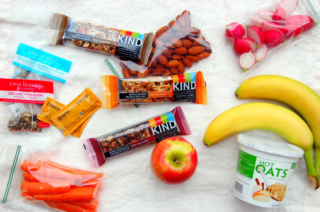 Healthy Travel Snack Ideas for Breakfast or Early Morning - uprootfromoregon.com #ad
