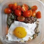 Savory Oatmeal | uprootfromoregon.com