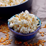 Maple and Sea Salt Stovetop Popcorn