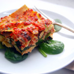 Turkey Lasagna with Tofu Ricotta