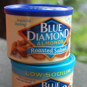 Blue Diamond Almonds #ad | uprootfromoregon.com