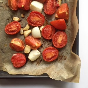 Roasted Tomatoes for Sauce | uprootfromoregon.com