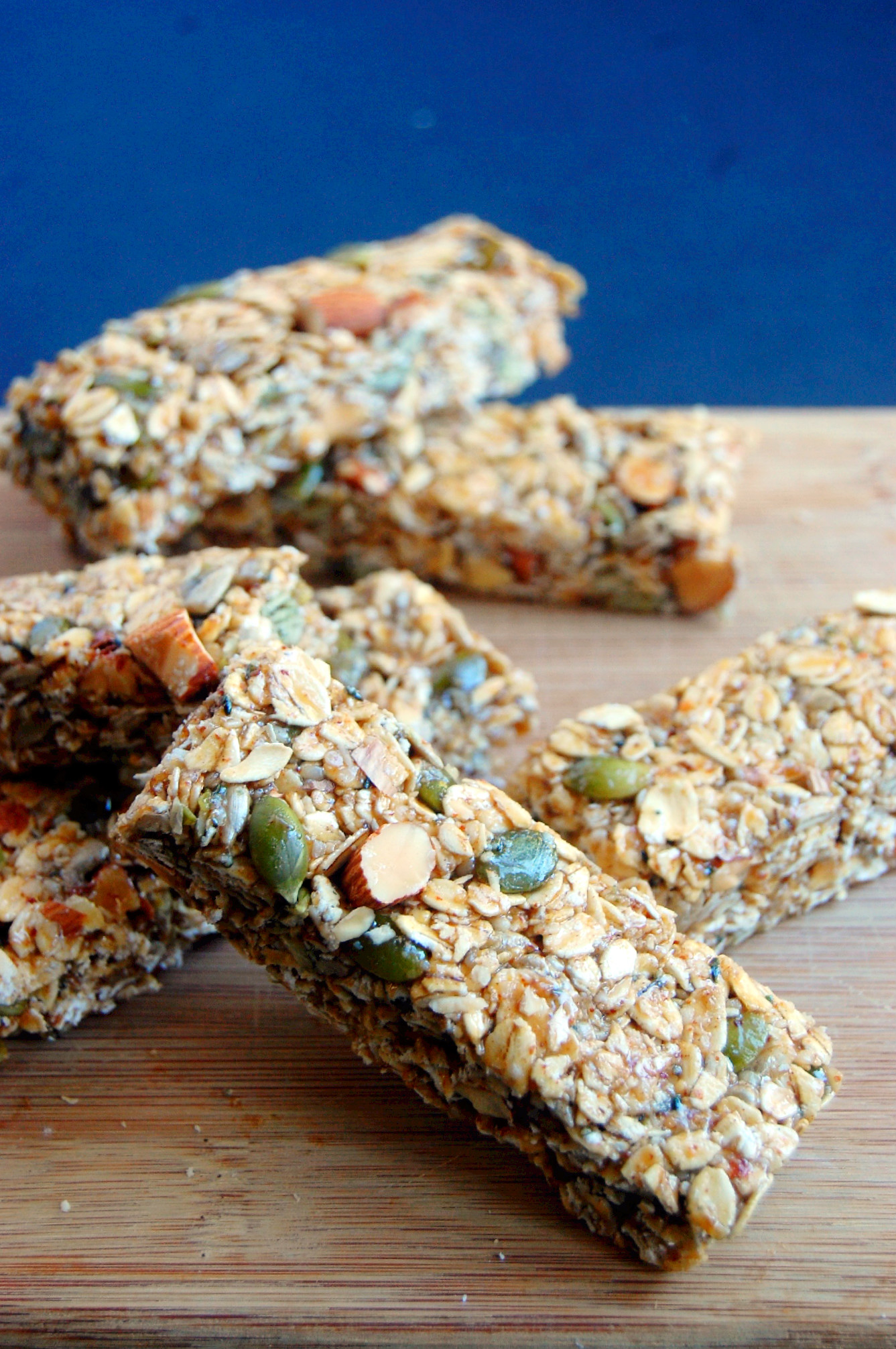 The essential nut and seed granola bar ccuart Gallery