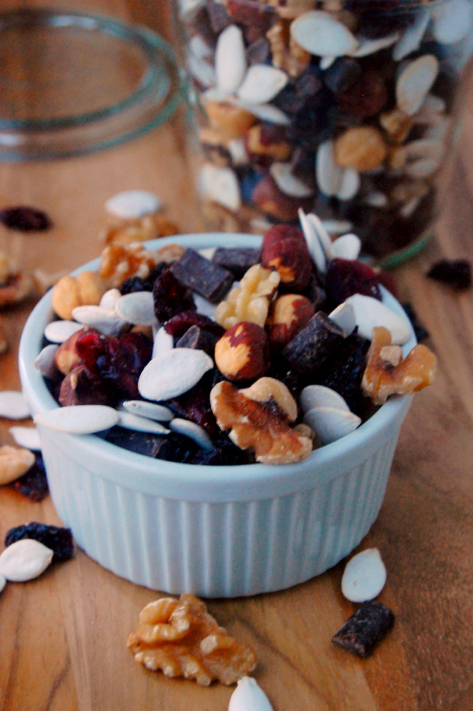 Pumpkin Seed Trail Mix - a great option for snacking including those ...