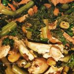Cashew Chicken Stir Fry | uprootfromoregon.com