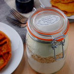 Edible DIY: Wholegrain Buttermilk Pancake Mix