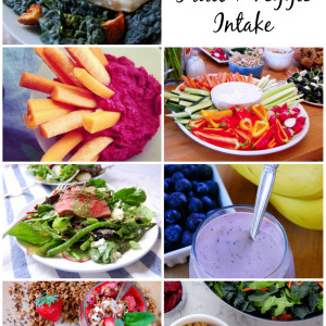 7 Tips to Increase Your Fruit and Veggie Intake | uprootkitchen.com