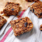 No Bake Peanut Butter Chocolate Snack Squares