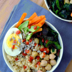 Wholesome Veggie Grain Bowl