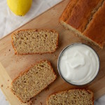 Whole Wheat Yogurt Quick Bread
