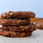 Sweet Potato Quinoa Veggie Burger